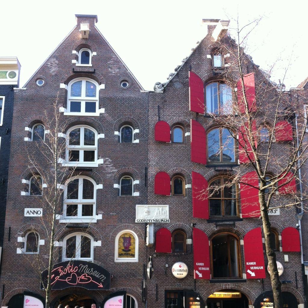 Spout Gables Amsterdam Hotel Victoria Hotel Amsterdam