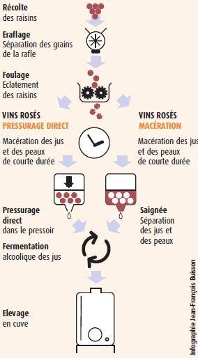 Elaboration Champagne Schema Recherche Google