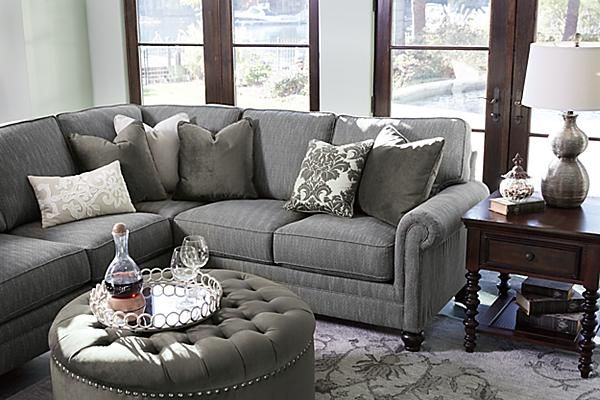 Best The Kittredge 2 Piece Sectional From Ashley Furniture 400 x 300