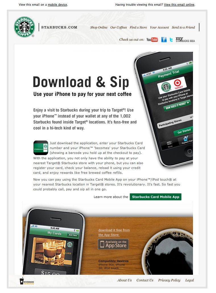 HTML Email Gallery Design Inspiration For Emails And Newsletters - Email html table template