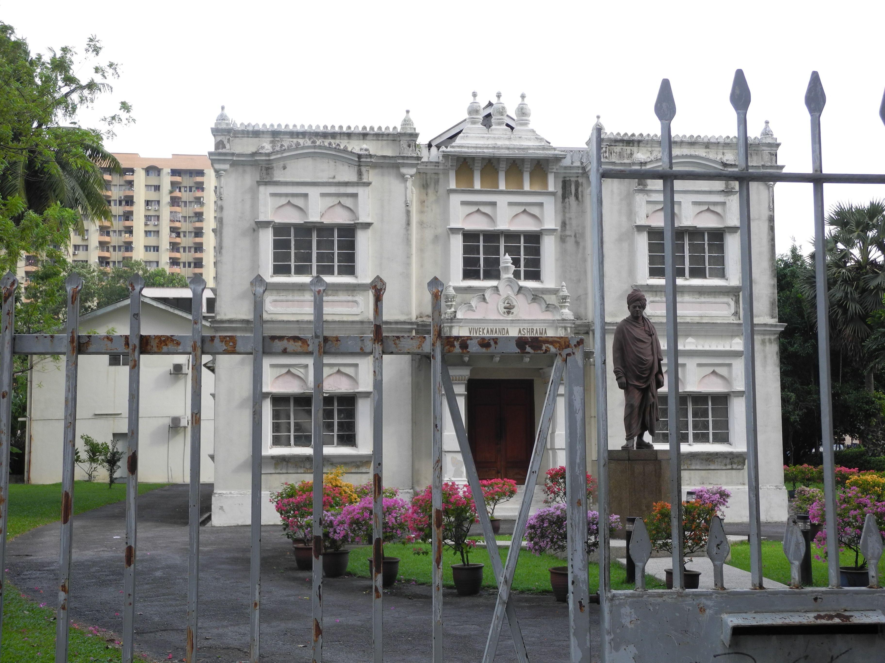 Vivekananda /Ashrama school in Brickfields