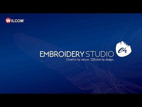تحميل برنامج wilcom embroiderystudio e3