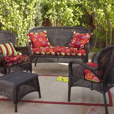 Phenomenal Coco Cove Settee Mocha Pier One Imports 3 Piece Patio Andrewgaddart Wooden Chair Designs For Living Room Andrewgaddartcom