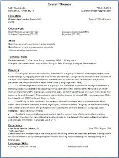 Android Application Sample Resume Format In Word Free Download