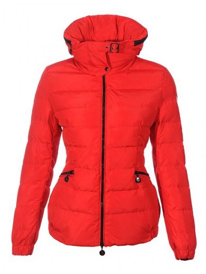 Moncler epine jacken damen rot Moncler jacken online kaufen