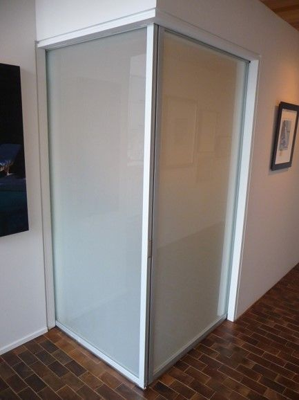Game Room Sliding Glass Room Dividers Inspirational Gallery: Frosted Glass Pocket Doors Inspirational Gallery