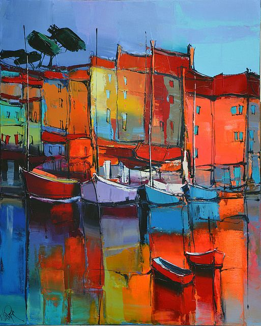 eric le pape artiste peintre de bretagne nouvelles peintures d 39 eric le pape art landscapes. Black Bedroom Furniture Sets. Home Design Ideas