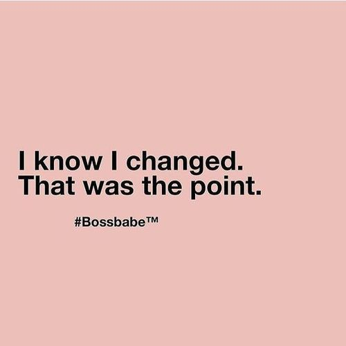 Sure was. And now uour sad and I\'m movimg forward. #boss #igotthis ...