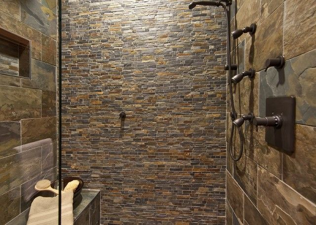 rustic stone bathroom designs. 20 Of The Most Gorgeous Stone Shower Designs  shower Rustic
