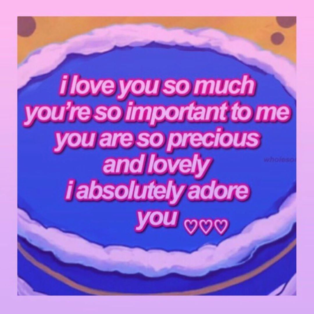 I Ll Love My Bb No Matter What A Ignore Pls Or Don T C Wholesome Memes Love You Meme Love You Cute