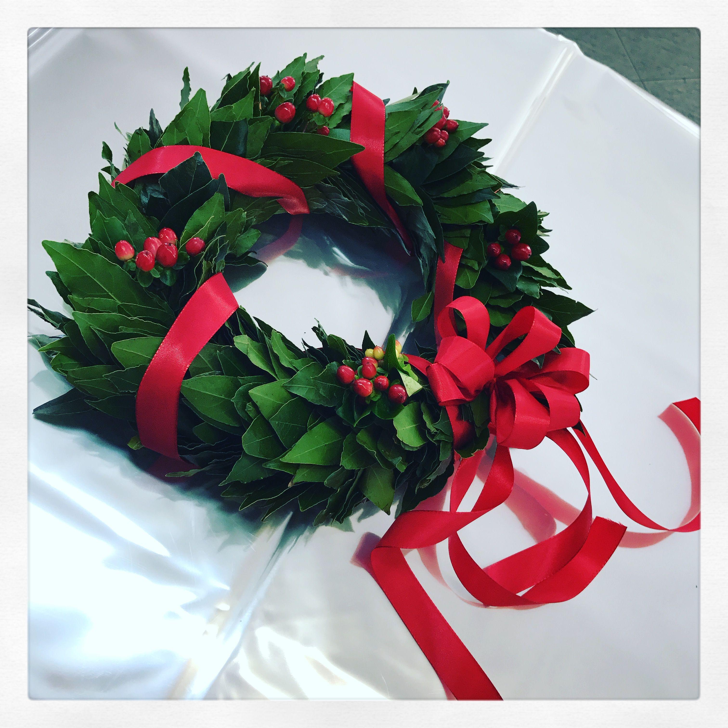 Corona Di Laurea Per Testa Con Bacche Rosse Laurea Christmas