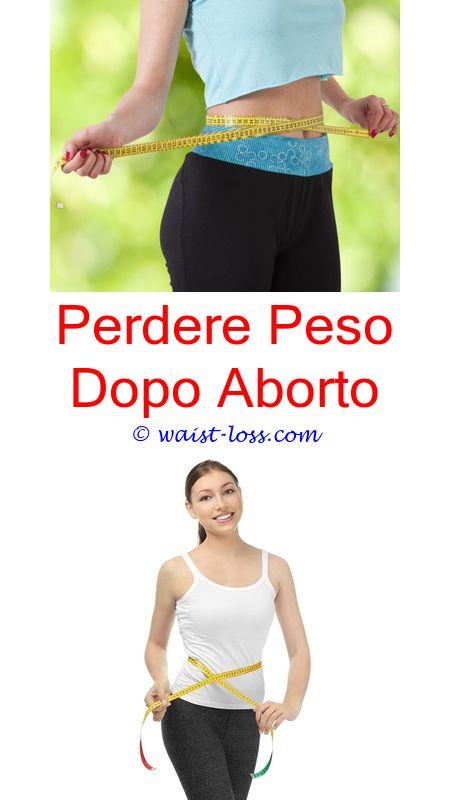 perdere peso dopo un aborto