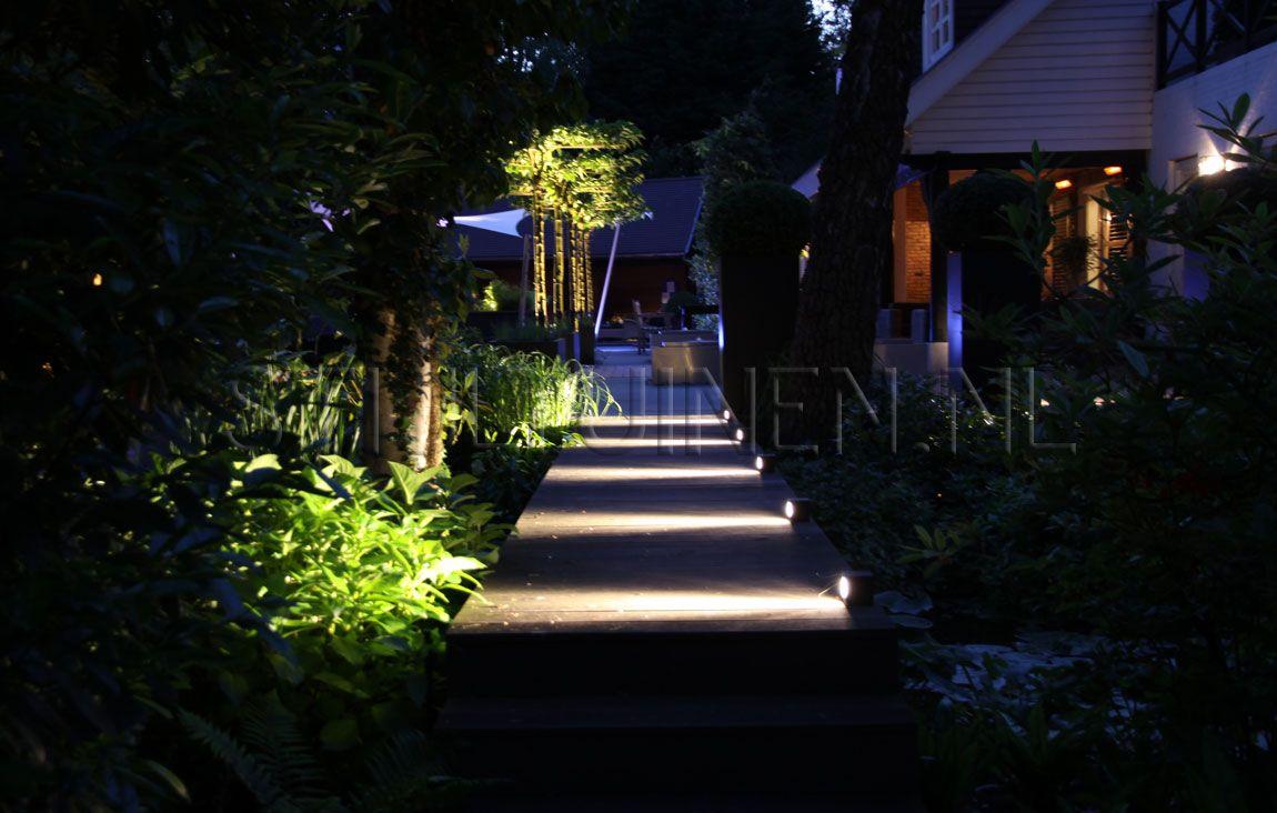Moderne villatuin oostvoorne tuinontwerpbureau voor moderne tuinen