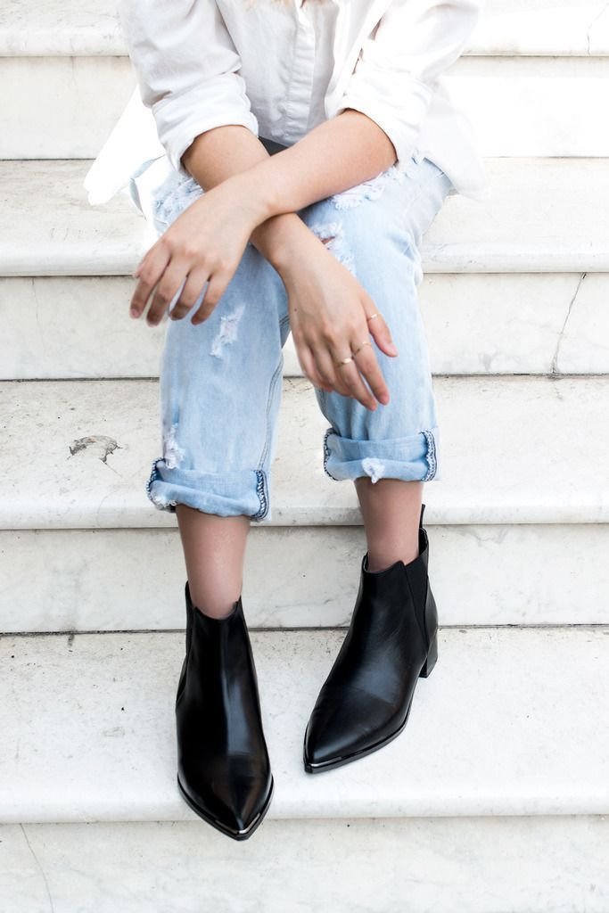 Acne Studios Jensen Botas 3. @thecoveteur It's  It's @thecoveteur All About Street 5451bf