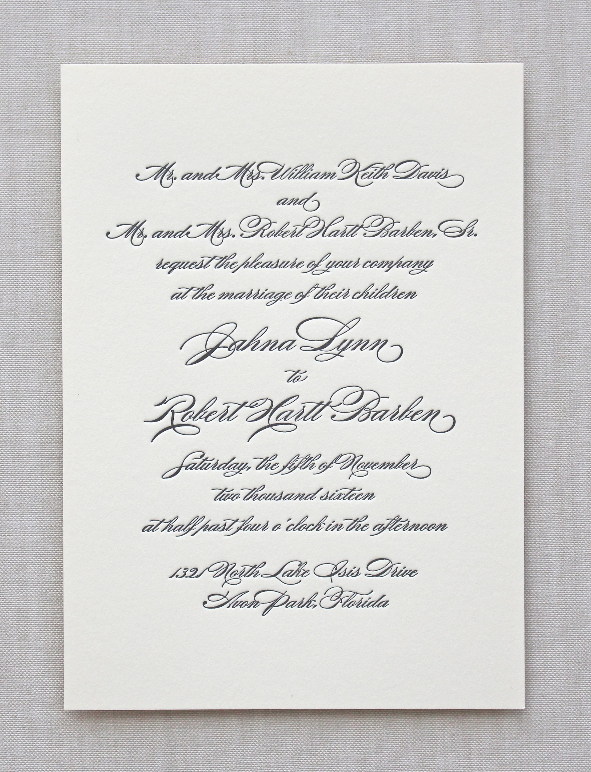 Complement Your Wedding Ceremony With This Stunning Wedding Invitation Template Wedding Invitation Format Creative Wedding Invitations Wedding Invitation Cards