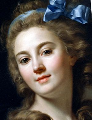 Marie-Gabrielle Capet / Oil on canvas, 1783 / - Pesquisa Google