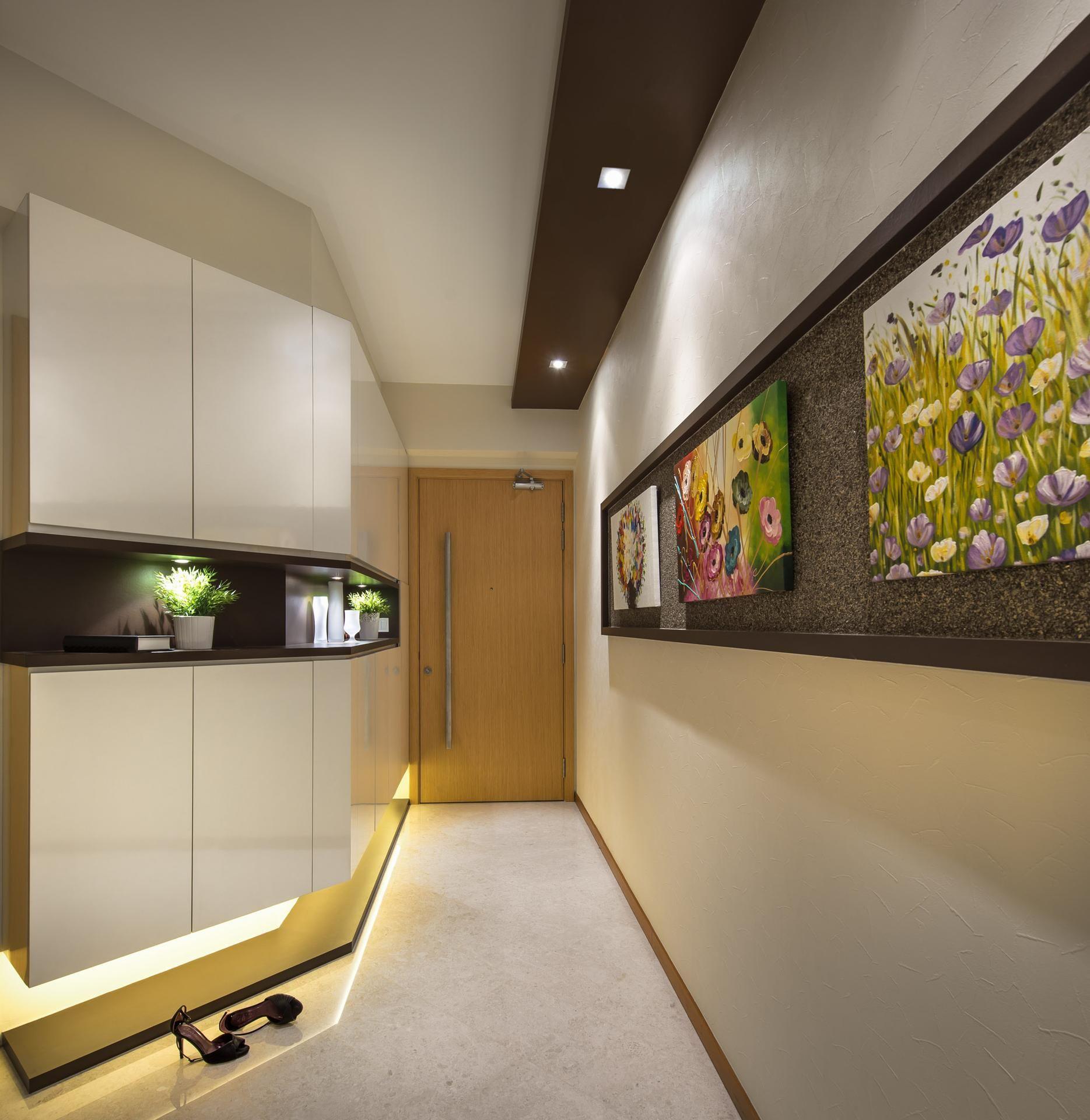 Clover by the Park Interior Design