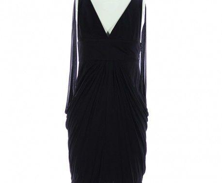 Versace Cocktail Dress  shopping  style  fashion  dress  cocktaildress   black   7293ca73480