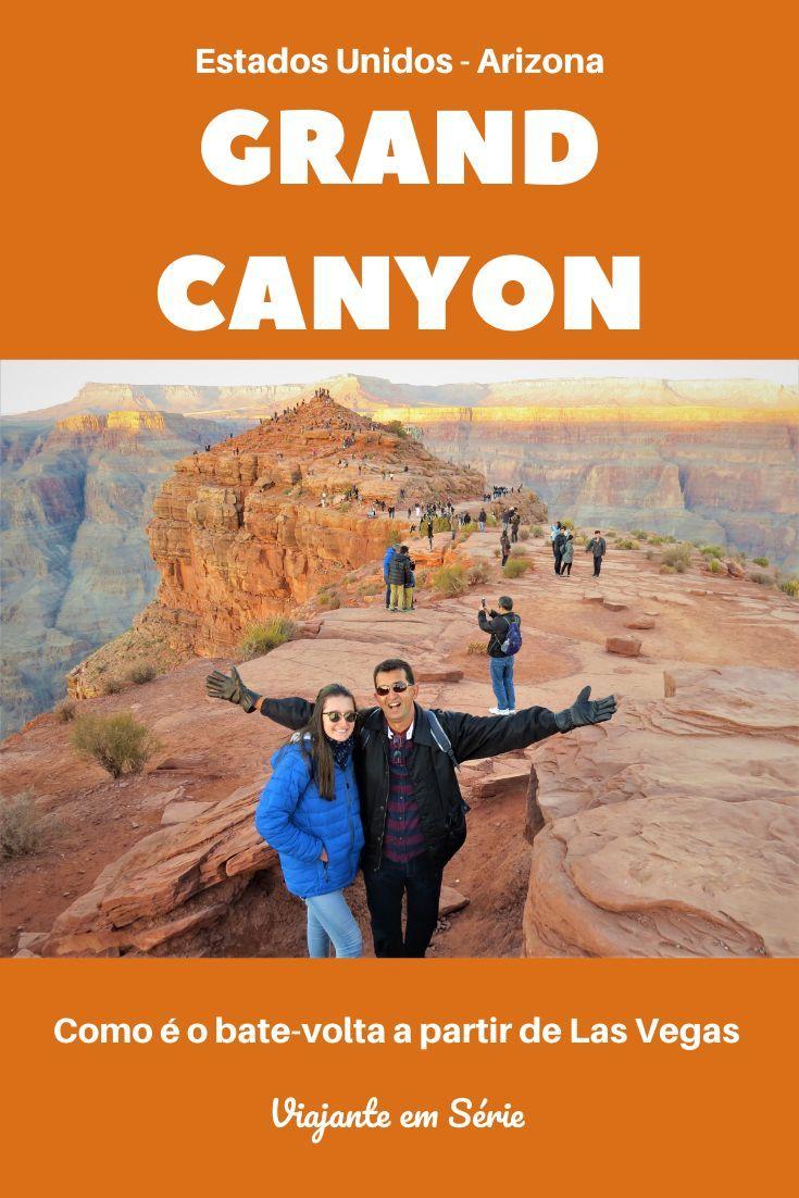 Grand canyon west bate volta a partir de las vegas