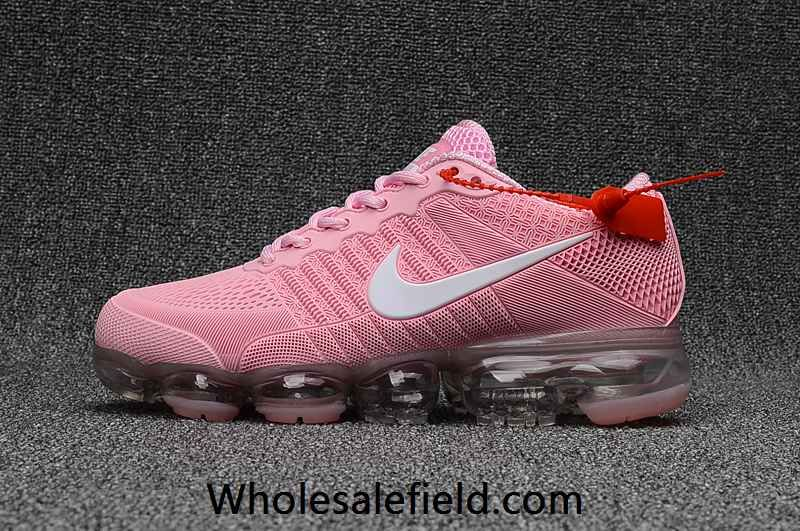 3c8a991fd60b8 New Nike Air Max 2018 KPU Pink White Women Shoes