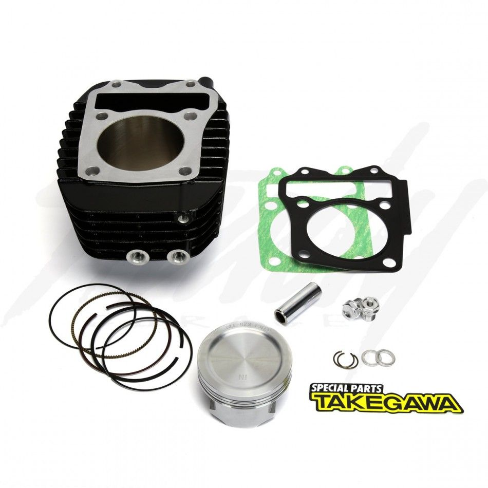 Honda Grom Big Bore 143cc Capacity Tuning Kit  Available in
