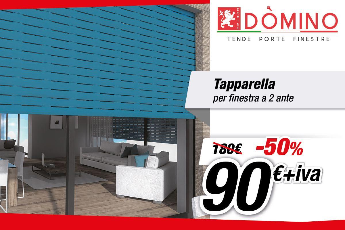 Ante A Tapparella pin di domino tende porte finestre su promozioni gennaio