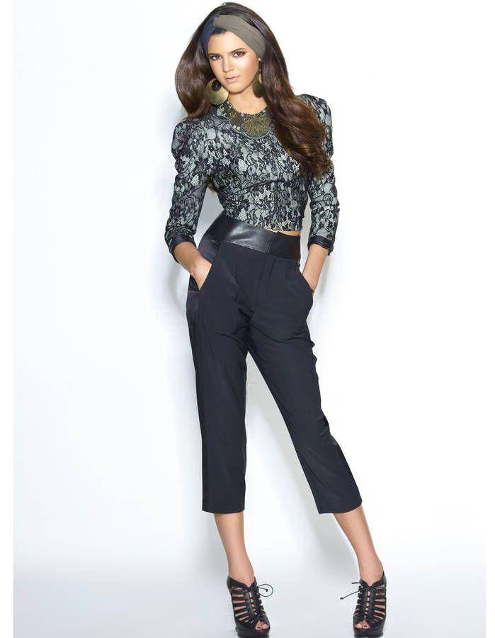 Kendall Jenner : de la télé-réalité aux podiums / Le mannequinat