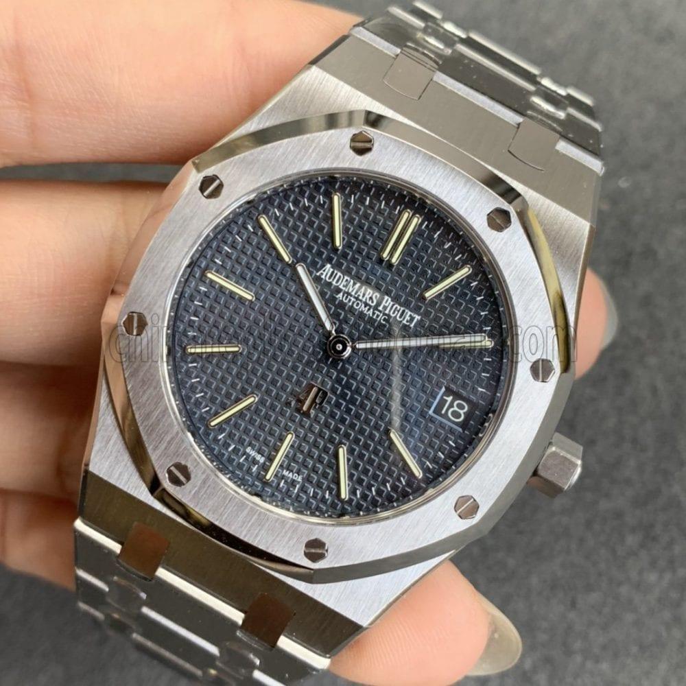 Replica Audemars Piguet Royal Oak Jumbo Extra Thin 15202 Xf Reloj