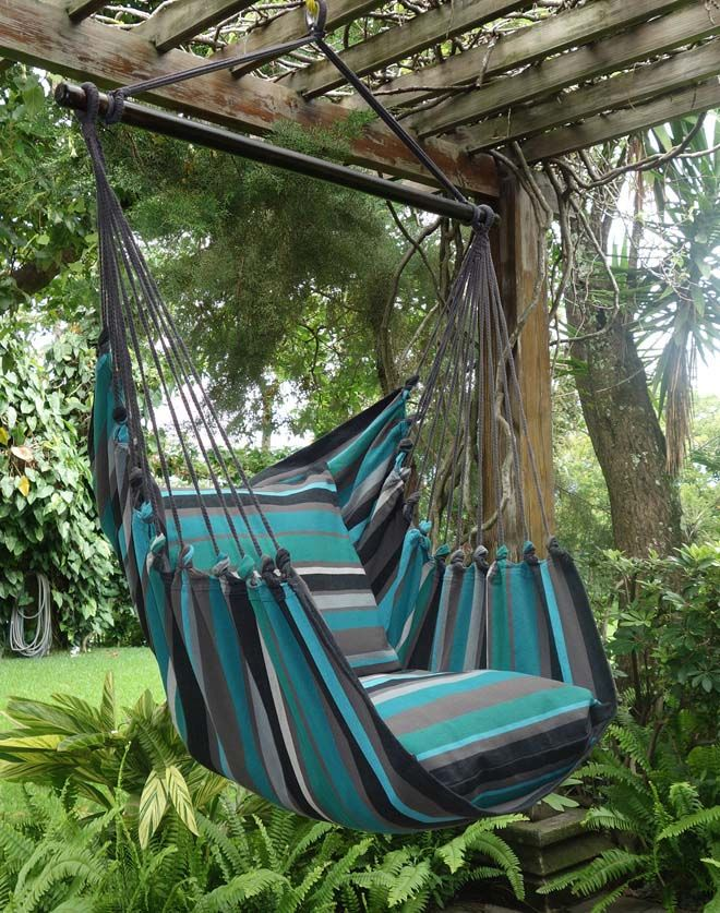 Xxl Haengesessel Haengestuhl Tobago Decoracao Jardim Ao Ar