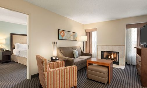 Homewood Suites By Hilton Columbus Hilliard Hotel Oh 2 King 2