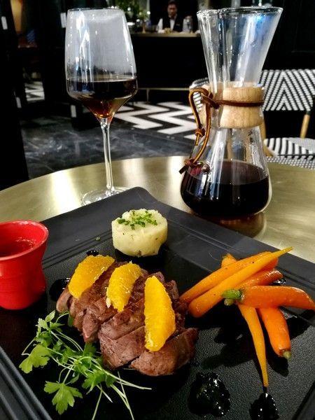 Cafes Richard - Chemex Method Ethiopian Moka Yrgacheffe. Best #food, cafes and restaurants in Genting Highlands, Malaysia.