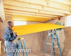 Fixing Bouncy Floors Home Improvement Plywood Flooring