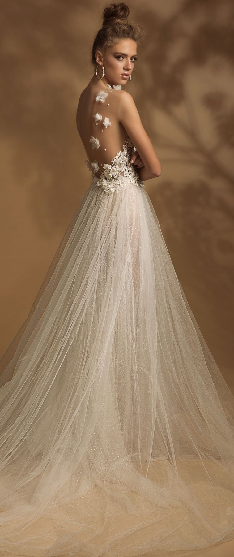 Irena Burshtein 2018 Wedding Dresses   Wedding dress, Inspiration ...