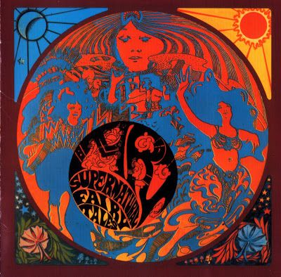 Art - Supernatural Fairy Tales (1967)