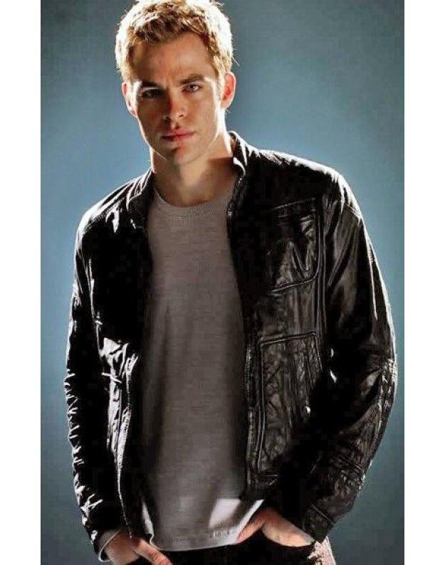 New Star Pine Handmade Jacket Leather Chris Trek 8P0wnOXk