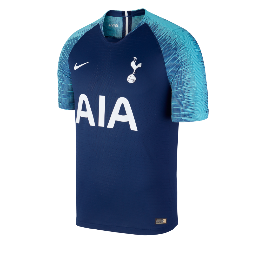 Tottenham Hotspur F C Away Nike Futbol Yellow Calcio Soccer Club Kit 2018 19 Shirt Football Jersey Fussball Camisas De Futebol Uniforme De Futebol Futebol