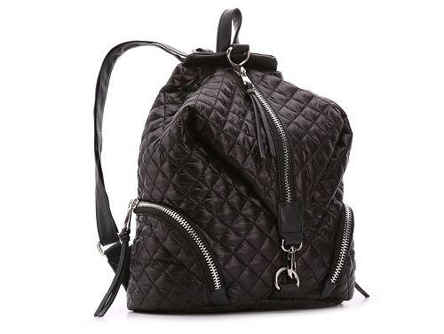 Crown Vintage Quilted Backpack