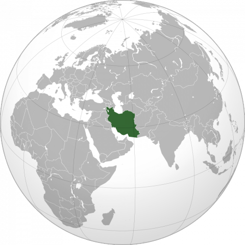 Iran Map Locator Geography Famous Historical Events Film Social