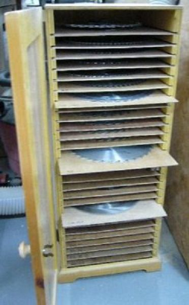 Projets D Atelier Shop Projects Index Saw Blade Storage