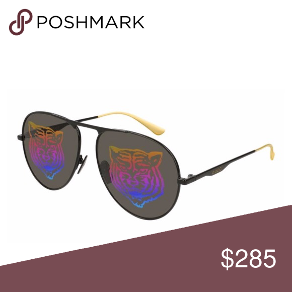 3b30ee457dc Gucci urban unisex sunglasses Lion on lenses very cool lenses