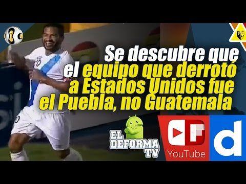8 Se descubre que el equipo que derrotó a Estados Unidos fue el Puebla, ...