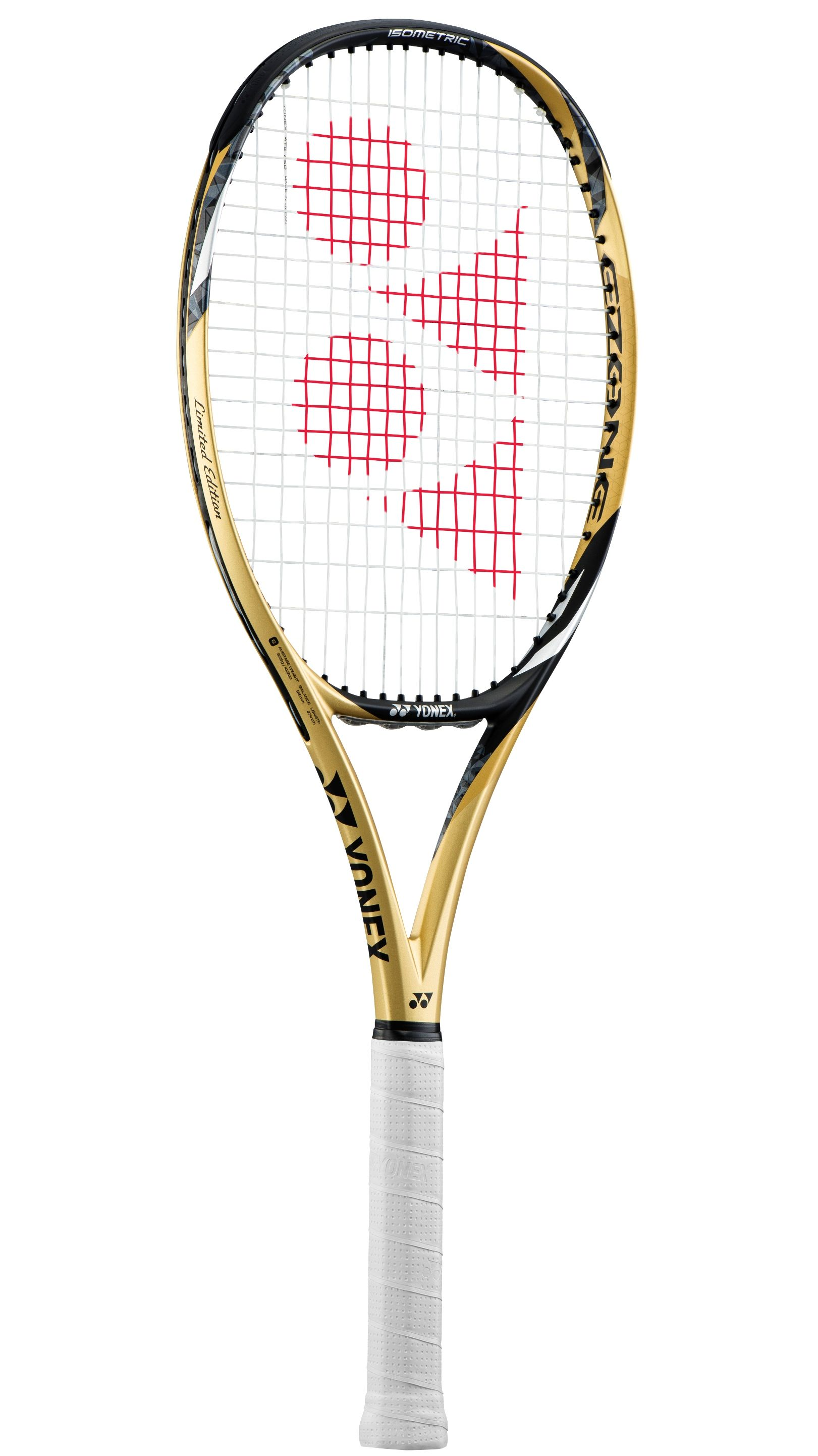 Yonex Ezone 98 Limited Edition Gold Tennis Racquet 305g 130 00 Yonex Tennis Racquet Racquets