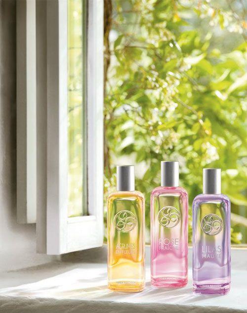 Yves Rocher Un Matin Au Jardin Fragrance Collection I Own All 6