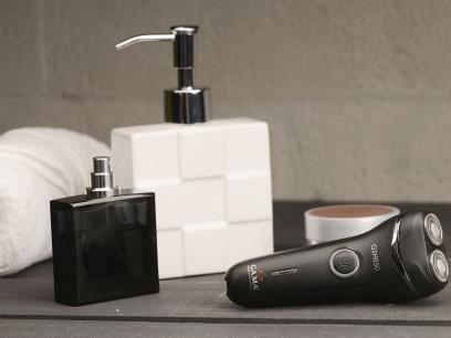 Barbeador Gama Italy - GSH850 com as melhores condições você encontra no Magazine Talitamendez. Confira!