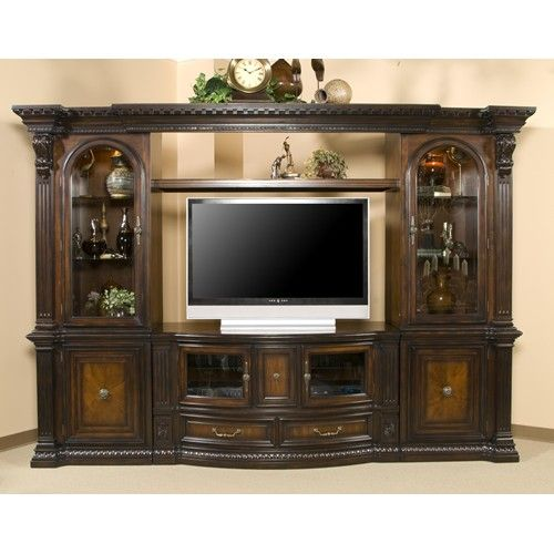 Fairmont Designs Grand Estates Entertainment Center W 2