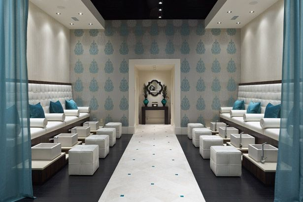 Modern spa spas pinterest modern nails spa and modern setting a new pace in columbus nails magazine prinsesfo Choice Image