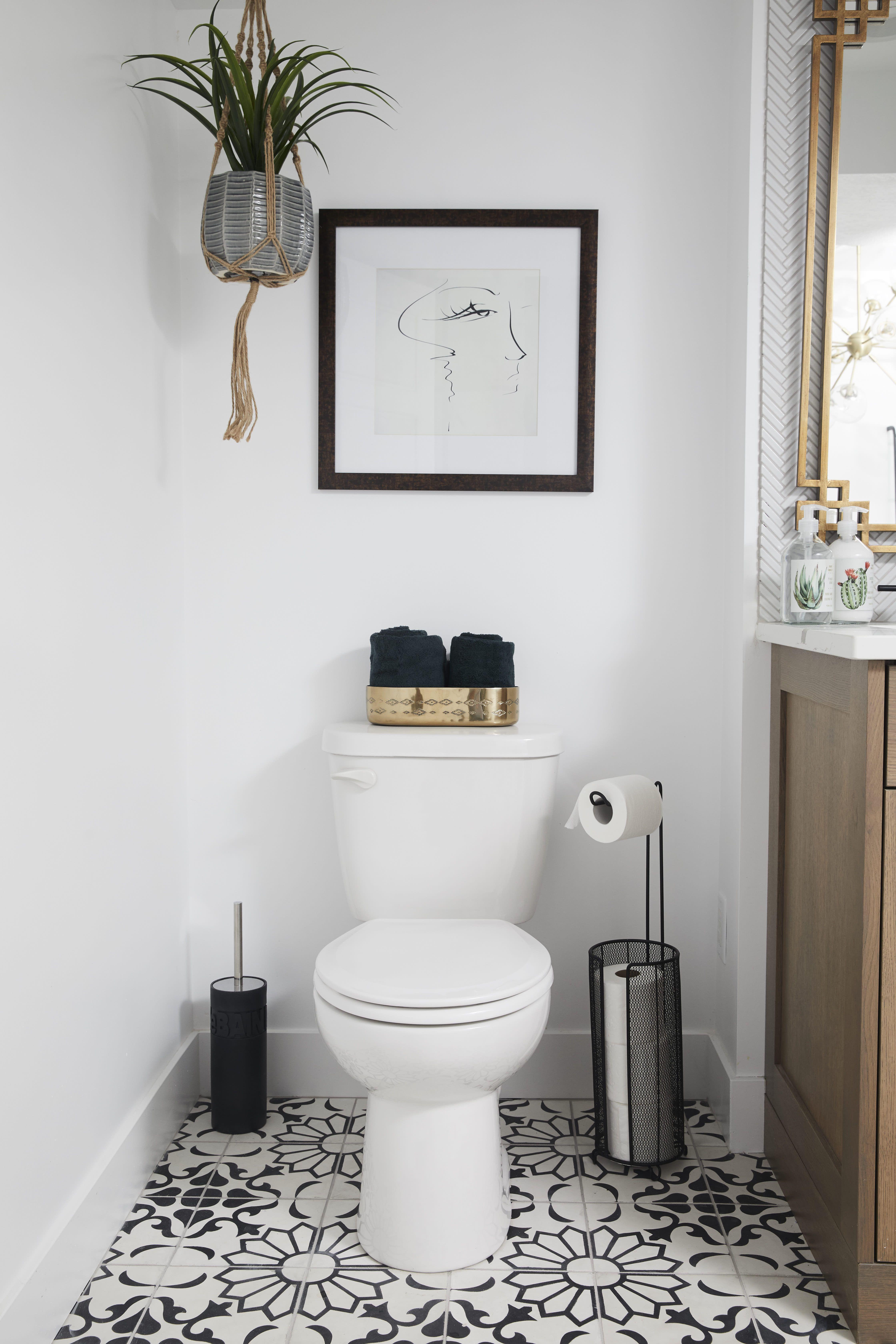 Cara Loren decorative bathroom tile   Home in 2018   Pinterest ...
