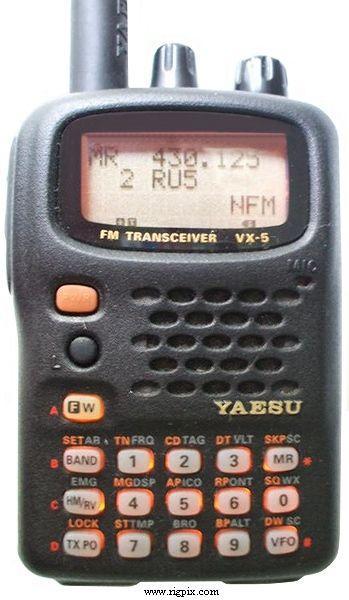 rigpix database yaesu vx 5r amateur radio pinterest ham rh pinterest com Instruction Manual Manuals in PDF