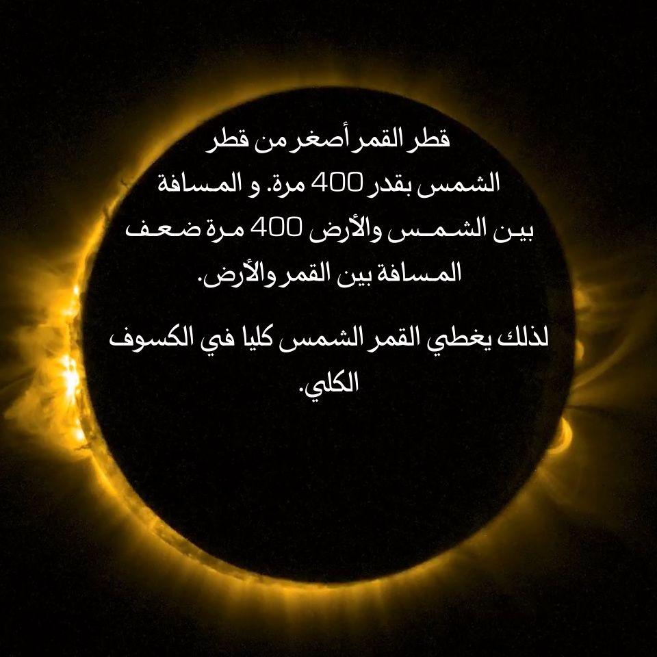 القمر يسكف الشمس رغم الفارق الشاسع بين حجمهما Science Celestial Movie Posters