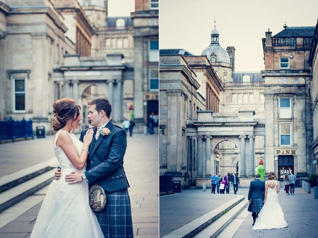 A Chic and Romantic City Wedding at 29 Glasgow | Wedding ...